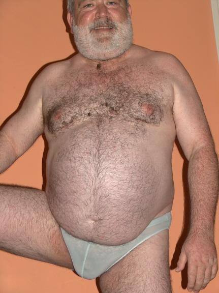 Big Fat Hairy Naked Men